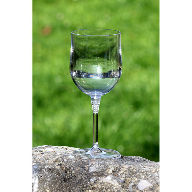 Relags Outdoor Weinglas 340ml transparent