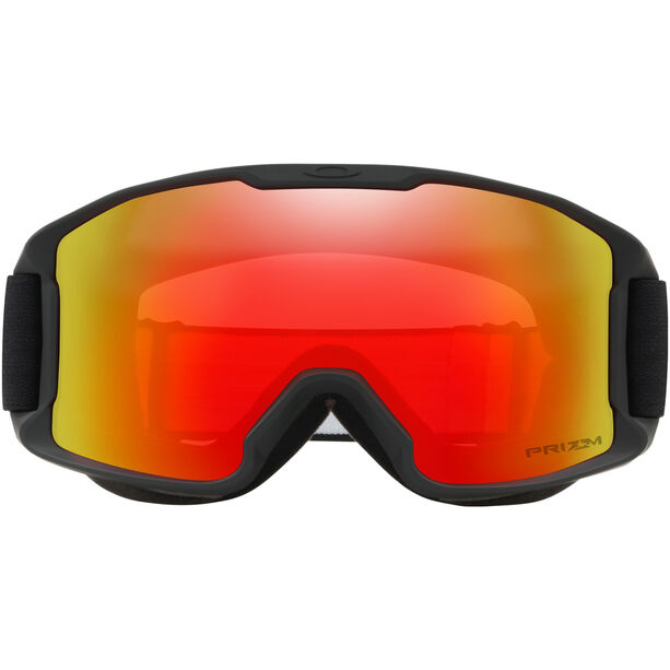Oakley Line Miner Snow Goggles Kinder matte black/w prizm snow torch iridium