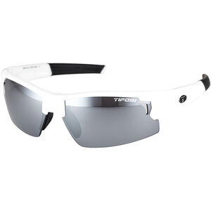 Tifosi Escalate HS Glasses Herren pearl white - smoke/ac red/clear pearl white - smoke/ac red/clear