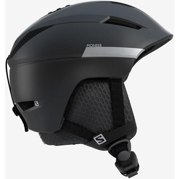Salomon Pioneer X Helm Herren black