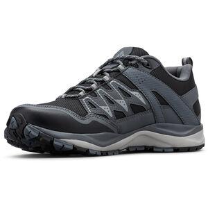 Columbia Wayfinder Outdry Shoes Damen black/steam black/steam