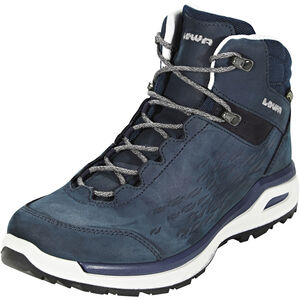Lowa Locarno GTX QC Shoes Damen navy/mandarin navy/mandarin