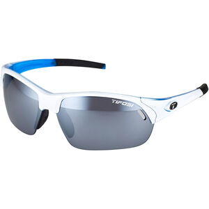 Tifosi Launch HS Glasses skycloud - smoke/ac red/clear skycloud - smoke/ac red/clear