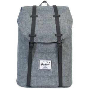 Herschel Retreat Backpack 19,5l raven crosshatch/black raven crosshatch/black