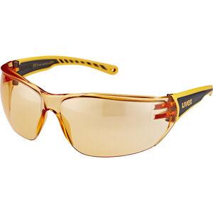 UVEX Sportstyle 204 Sportbrille orange/orange