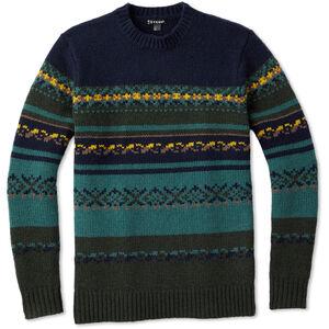 Smartwool CHUP Kaamos Sweater Herren scarab heather scarab heather