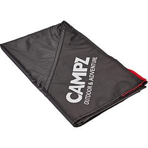 CAMPZ Taschen-Picknickdecke S schwarz schwarz