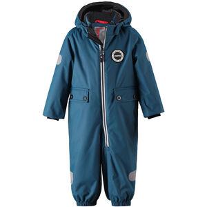 Reima Marte Reimatec Mid-Season Overall Kinder denim blue denim blue
