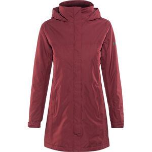 Helly Hansen Aden Insulated Coat Damen cabernet cabernet