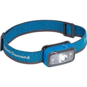 Black Diamond Cosmo 250 Stirnlampe azul azul