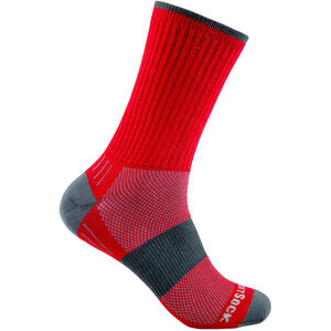 Wrightsock Escape Crew Socks red red