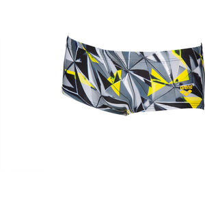 arena One 3D Shattered Low Waist Shorts Herren black/multi black/multi