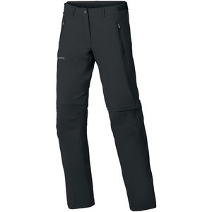 VAUDE Farley Stretch ZO T-Zip Pants Damen black black