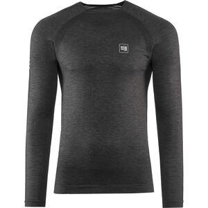 Compressport Training T-Shirt Langarm black black
