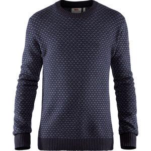 Fjällräven Övik Nordic Sweater Herren dark navy dark navy