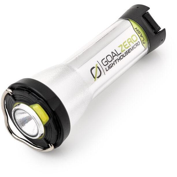 Goal Zero Lighthouse Micro Flash Laterne 5W black/green