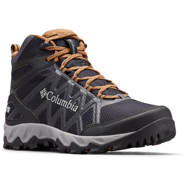 Columbia Peakfreak X2 Mid Shoes Outdry Men black/elk
