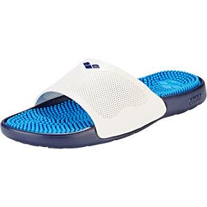 arena Marco X Grip Hook Sandalen solid-turquoise/white solid-turquoise/white