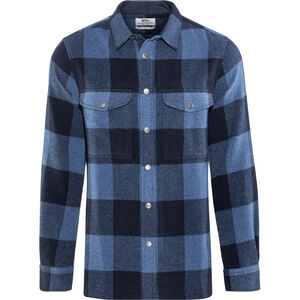 Fjällräven Canada Shirt Herren uncle blue uncle blue
