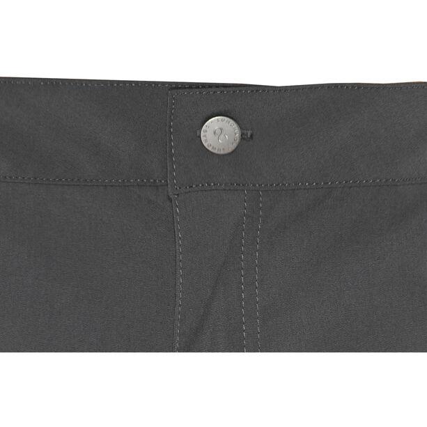 Lundhags Nybo Zip-Off Pants Herren charcoal