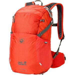 Jack Wolfskin Moab Jam 18 Backpack Damen lobster red lobster red