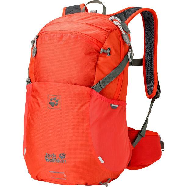 Jack Wolfskin Moab Jam 18 Backpack Damen lobster red