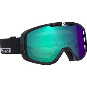 Salomon Aksium Photo Goggles Damen black/white black/white