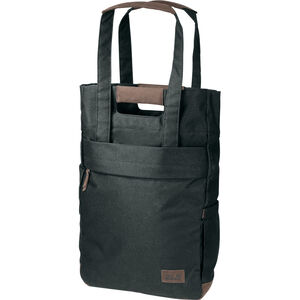 Jack Wolfskin Piccadilly Shopper Bag greenish grey greenish grey
