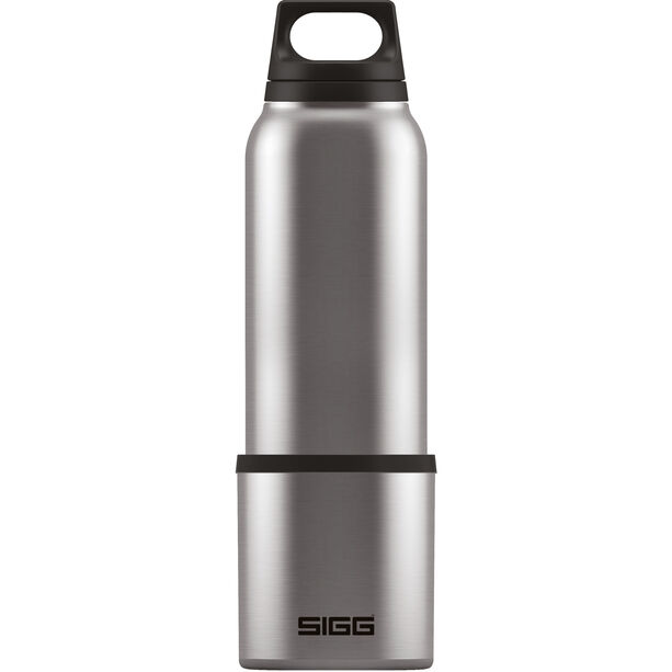 Sigg Hot & Cold Accent Thermoflasche 0,75l brushed