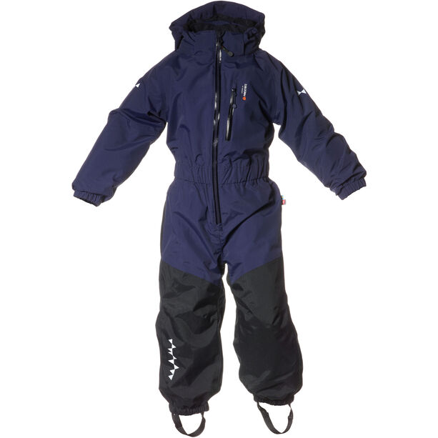 Isbjörn Penguin Snowsuit Kinder navy