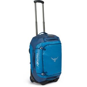 Osprey Rolling Transporter 40 Duffel Bag kingfisher blue kingfisher blue