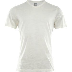 Aclima LightWool V-Neck T-Shirt Herren nature nature