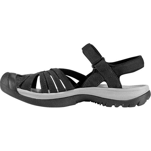Keen Rose Sandals Damen black/neutral gray