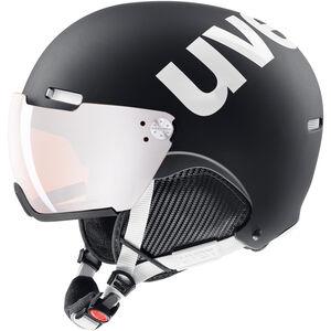 UVEX hlmt 500 Visor Helm black-white mat black-white mat