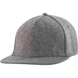 Black Diamond Wool Trucker Hat nickel nickel