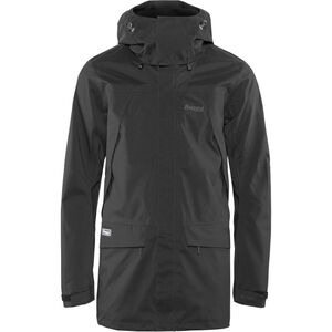 Bergans Breheimen 2L Jacket Herren black/solid charcoal black/solid charcoal