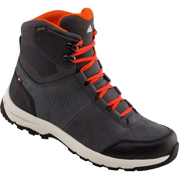 Dachstein Iceman GTX Winter Outdoor Shoes Herren graphite/hunter orange