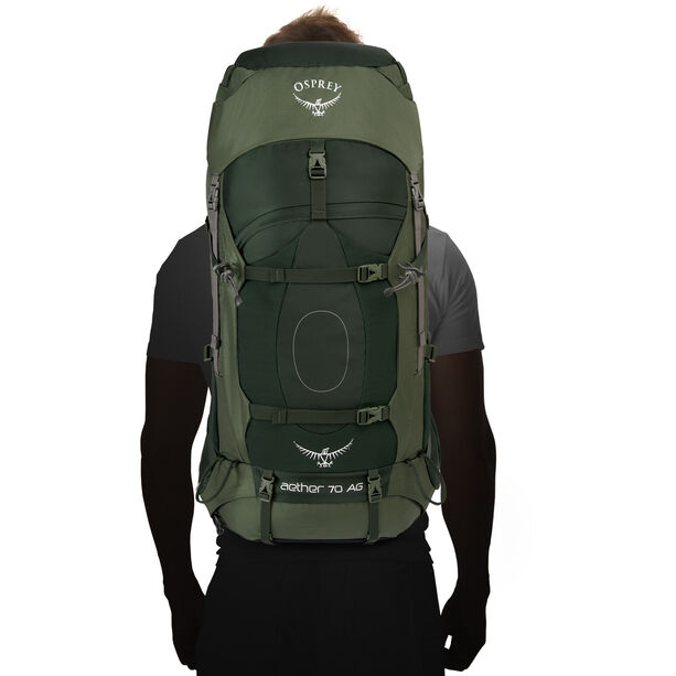 Osprey Aether AG 70 Backpack Herren adirondack green