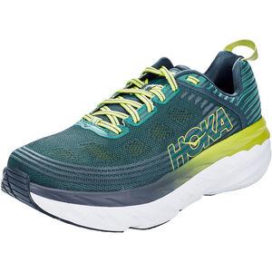 Hoka One One Bondi 6 Running Shoes Herren deep teal/green oasis deep teal/green oasis