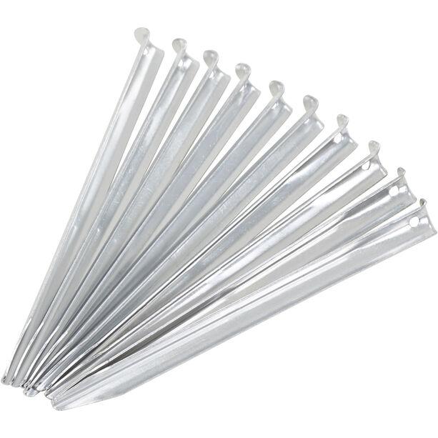 CAMPZ Aluminium Hering 22cm silber