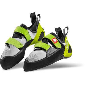 Ocun Jett QC Climbing Shoes yellow/grey yellow/grey