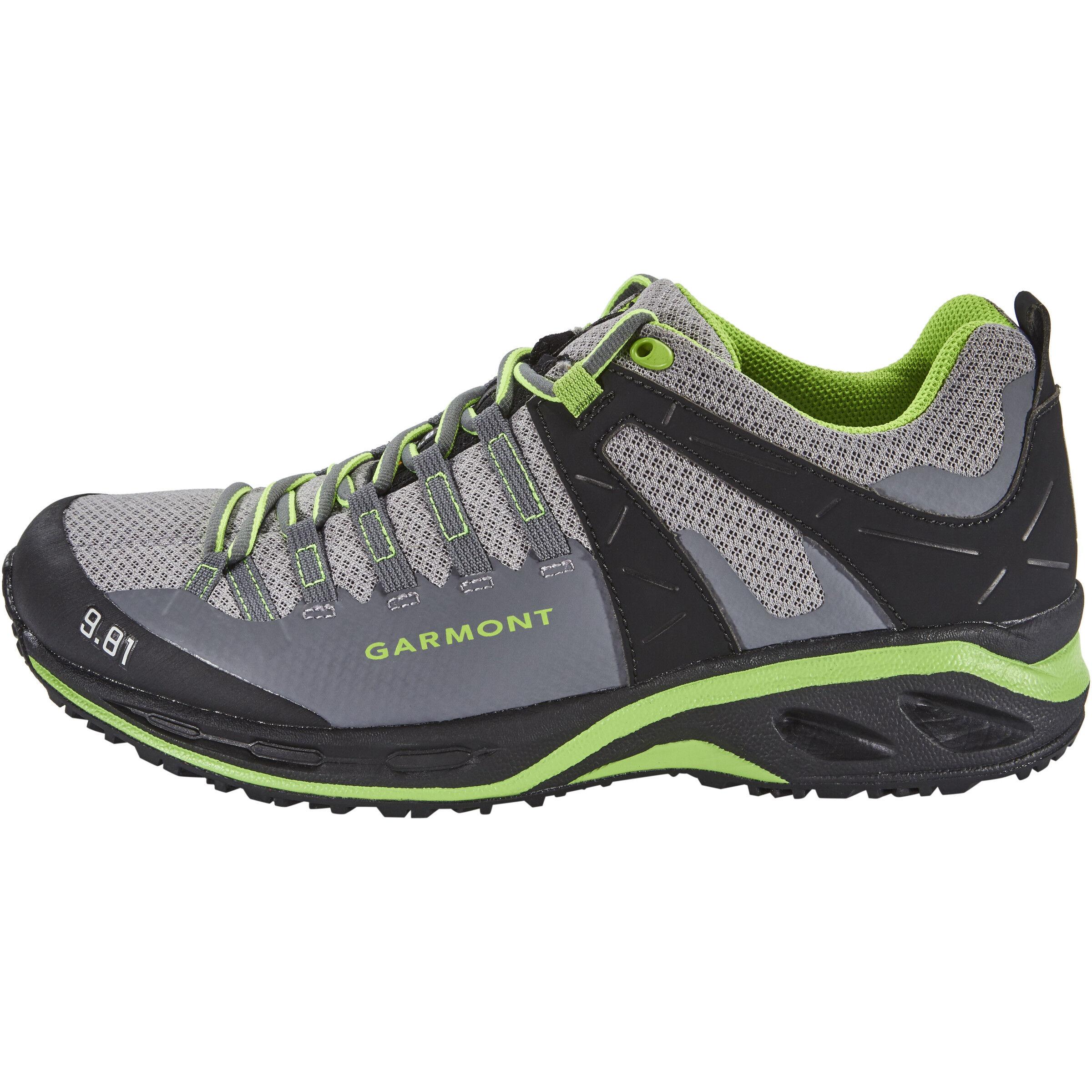 Garmont 9.81 Speed II Shoes Herren blackgreen