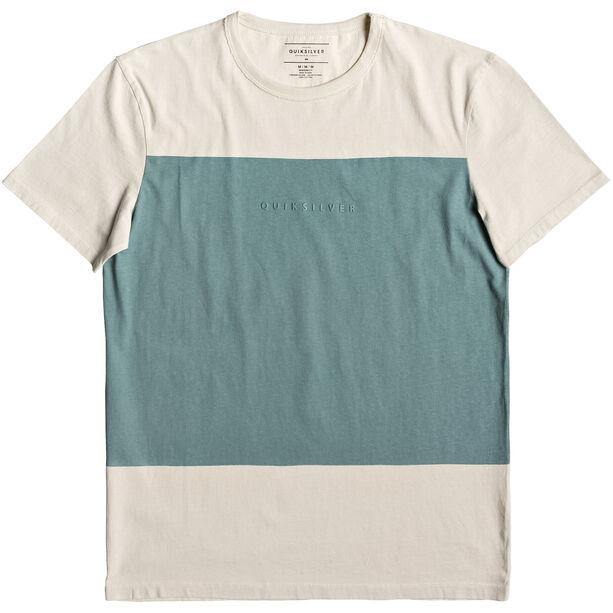Quiksilver Vida Voice T-Shirt Herren stormy sea