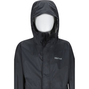 Marmot PreCip Eco Jacke Jungen black black