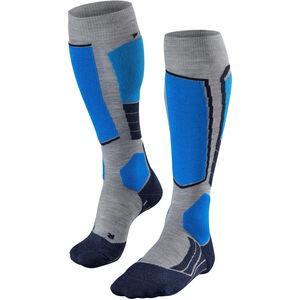 Falke SK2 Skiing Socks Herren light grey light grey