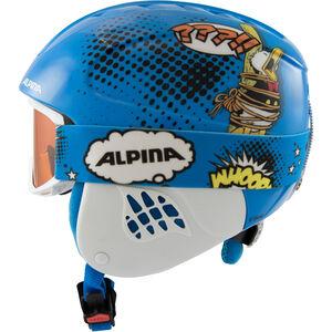Alpina Carat Set Disney Helm Kinder Donald Duck Donald Duck
