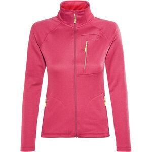 Meru Cannes Fleece Jacket Damen pink pink