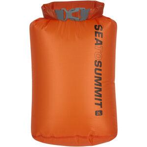 Sea to Summit Ultra-Sil Nano Dry Sack 2l orange orange