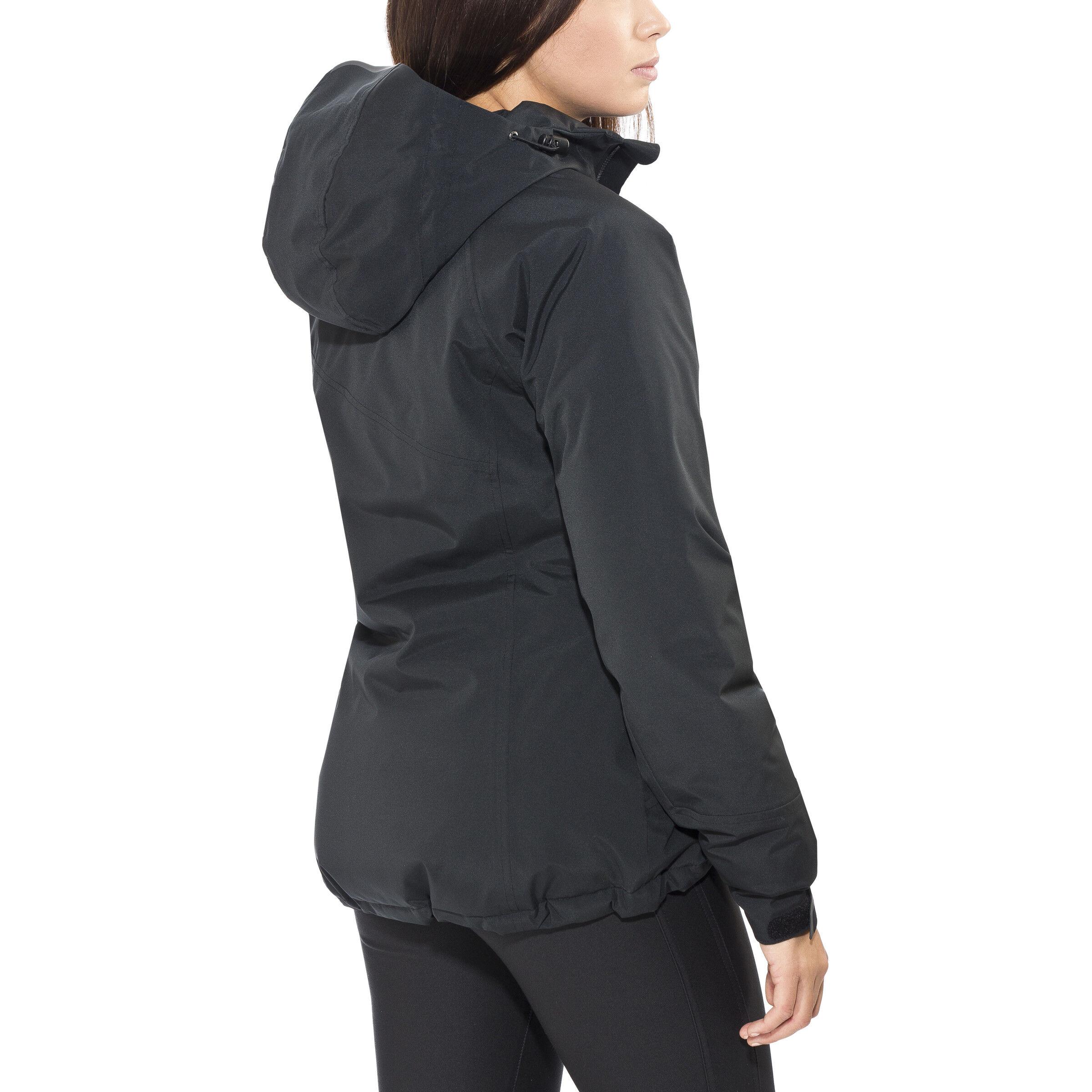 Hardshell Jacket Damen Down Black Rhonga Yeti jVGqMSpzLU