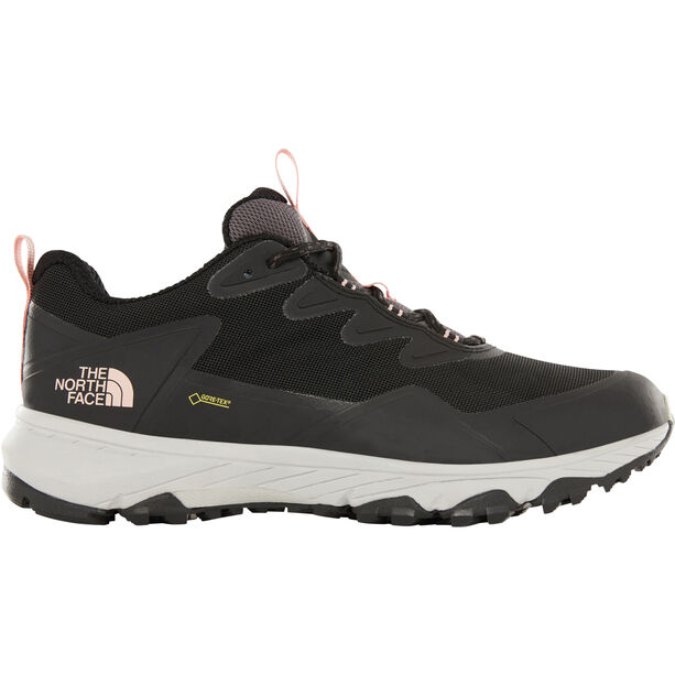 The North Face Ultra Fastpack III GTX Shoes Damen tnf black/pink salt